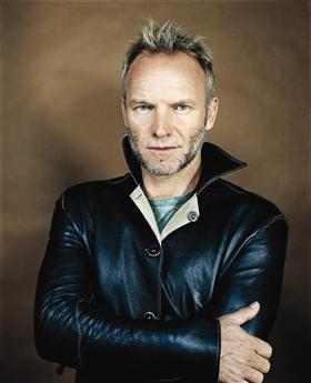 Sting 'Songs From The Labyrinth' Australian Tour
