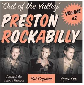 Out of the Valley - Preston Rockabilly CD Launch