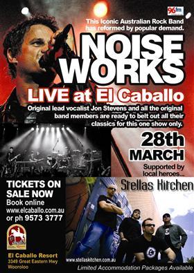Noiseworks & Stellas Kitchen