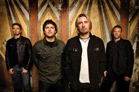 Nickelback 'Dark Horse' Australian Tour