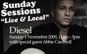 Sunday Sessions: Live and Local