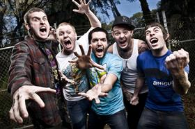 A Day To Remember - Soundwave Sideshows 2010
