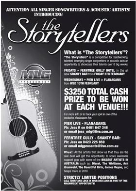 MLG Presents Storytellers feat. Fahrenheit 43