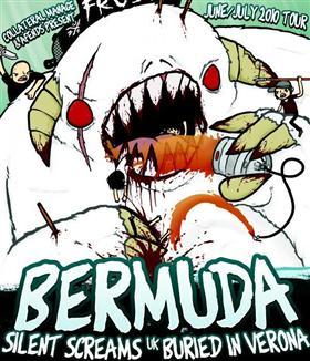 Triple Header Tour: Bermuda, Silent Screams (UK),...