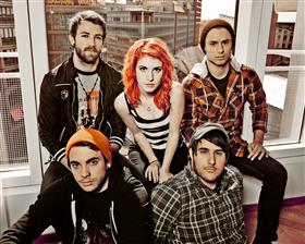 Paramore 'Brand New Eyes' Australian Tour