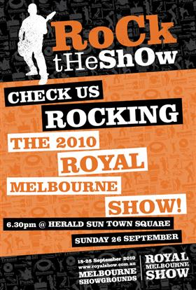Rock The Show feat. Fahrenheit 43