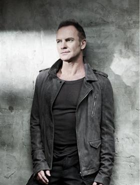 Sting 'Symphonicity' Tour