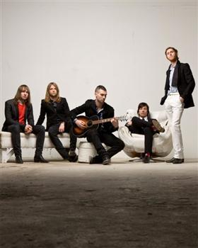 Maroon 5 'Hands All Over' Australian Tour...