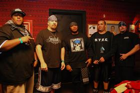 Suicidal Tendencies Australian Tour 2011