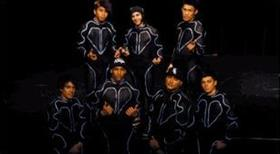 Justice Crew 'Dance With Me' Live