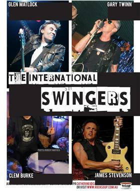 The International Swingers (Glen Matlock/Clem...