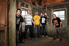New Found Glory Australian Tour 2012