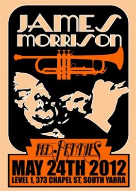 JAMES MORRISON presented by RB's LIVE