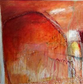 Abstract Paintings Art Melbourne