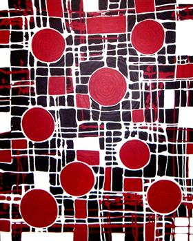 Contemporary Paintings At Art Melbourne