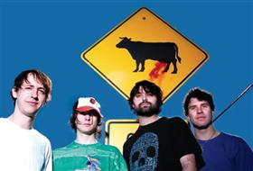 Animal Collective - Big Day Out 2013 Sideshows