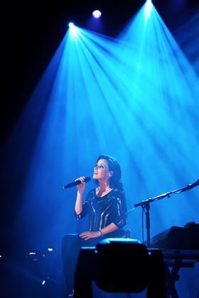 Tina Arena Australian Tour 2013