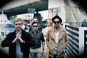 Little Casino 'All Fall Down' Australian Tour 2013