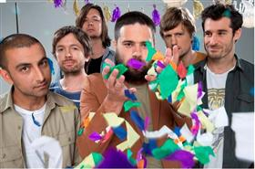 The Cat Empire 'Steal The Light' World Tour