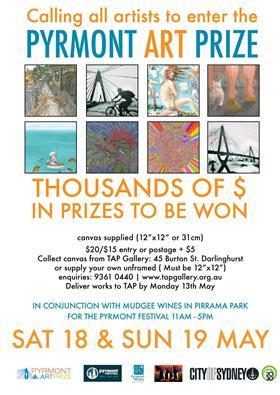 Pyrmont Art Prize