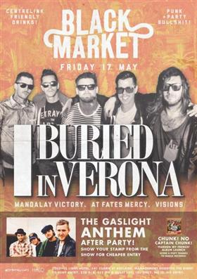 Buried in Verona at The Light Hotel