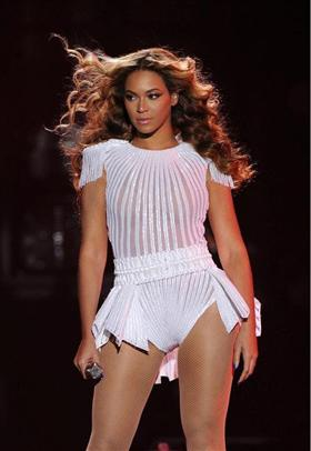 Beyonce 'The Mrs. Carter Show' Australian Tour...