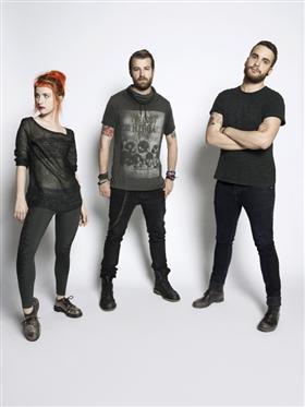 Paramore Australian Tour 2014