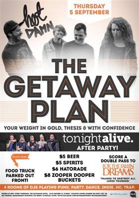 Hot Damn! The Getaway Plan