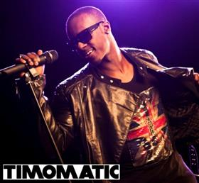 Timomatic at Marquee - The Star