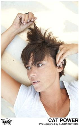 CAT POWER: SOLO, INTIMATE AND CLOSE UP