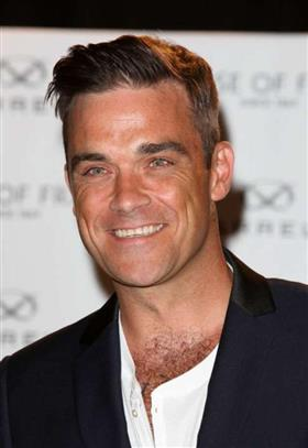 Robbie Williams 'The Swing Tour Live' 2014...