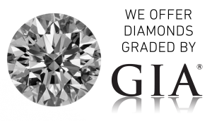 GIA Graded Diamonds
