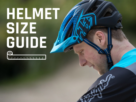 Helmet Size Guide | Evo Cycles