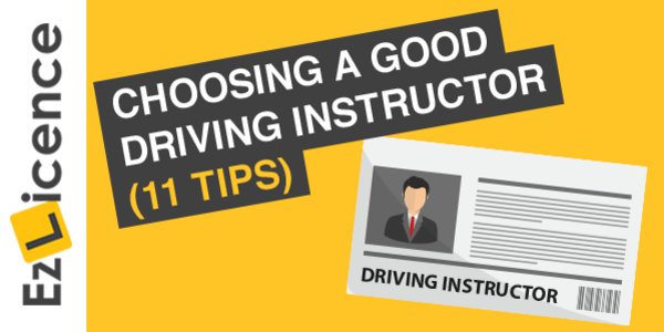 11 Tips for Choosing a Good Driving Instructor