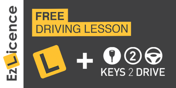 How to get a FREE Driving Lesson (2019)