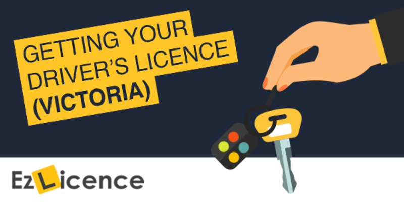 How do I get a Victorian driver's licence?