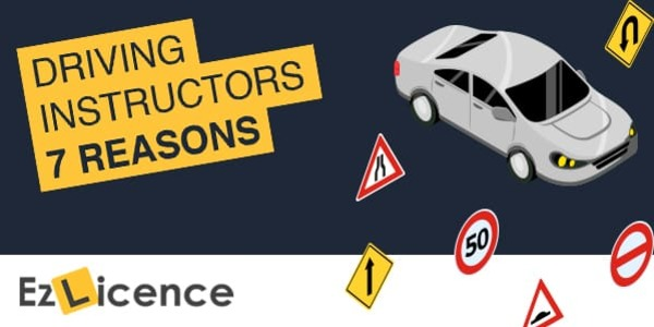 7 Reasons a Driving Instructor Is Super Effective