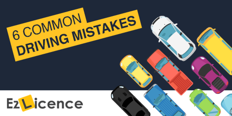 6 Common Driving Test Mistakes You Don't Want To Make