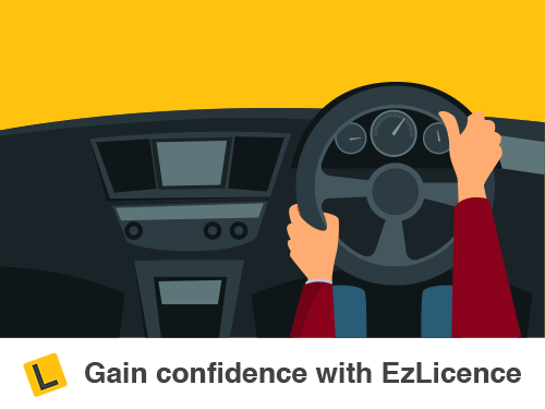 Driving Lessons Can Increase Your Confidence Behind The Wheel