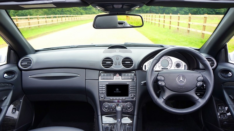 Make sure you learn the layout of the car dashboard