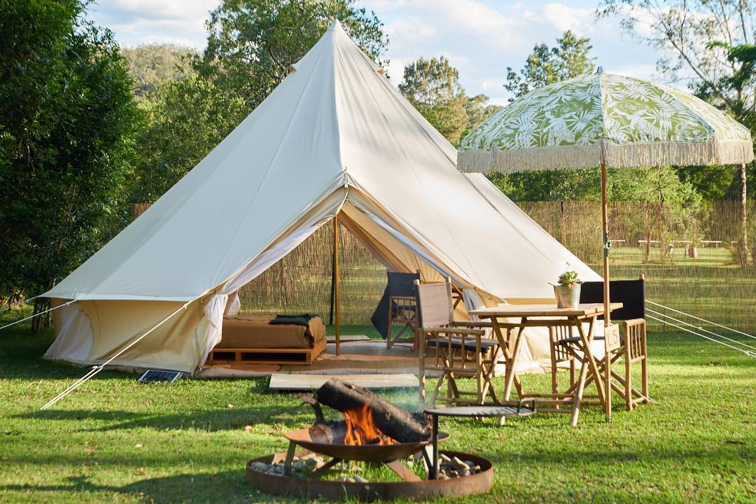 South Coast Camping And Glamping Family Travel