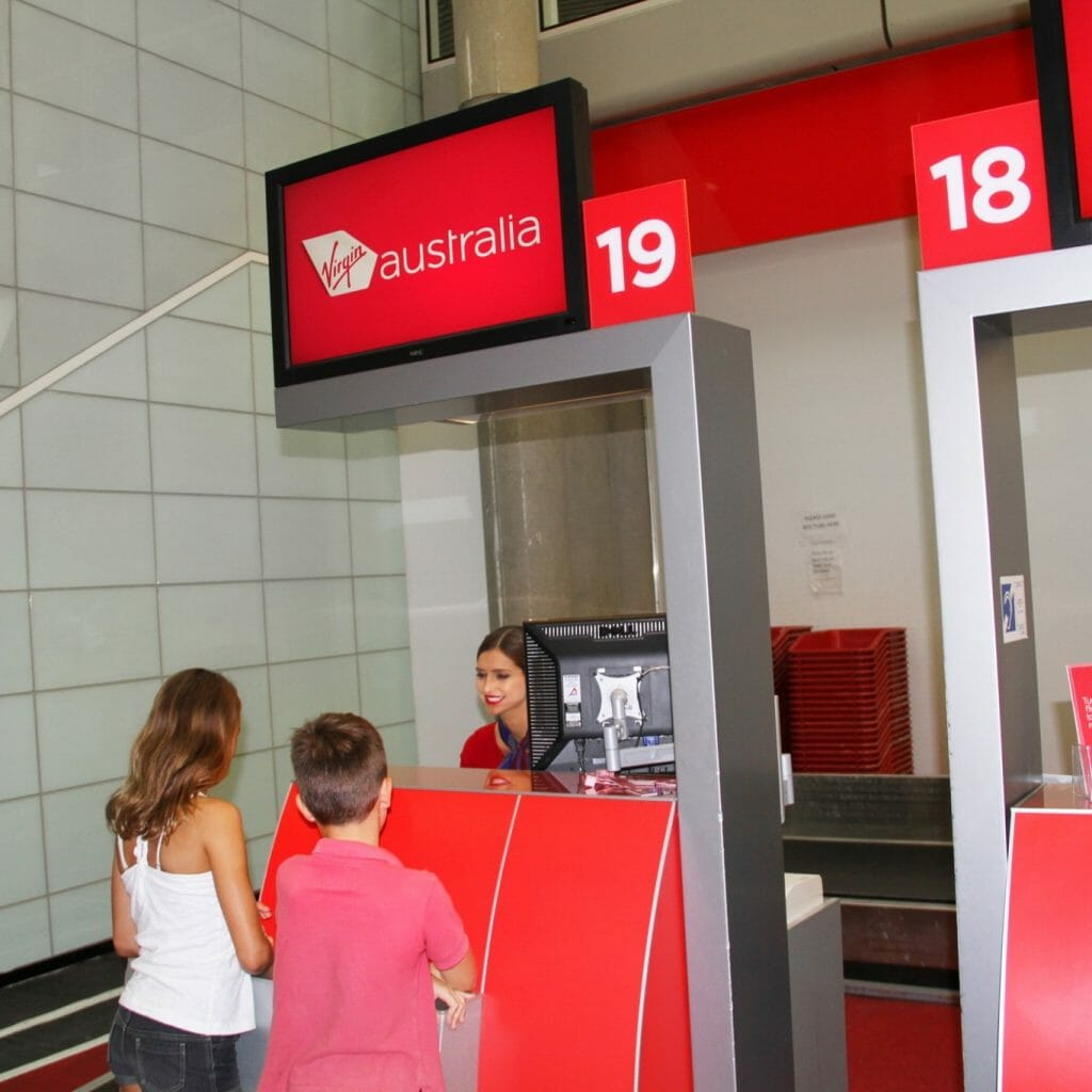 Flight with kids? Why you should book Virgin Australia