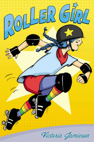 Roller girl books for kids