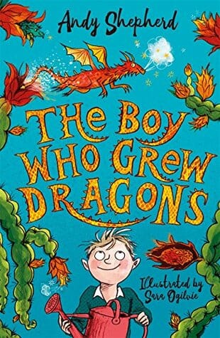 The book who grew dragons