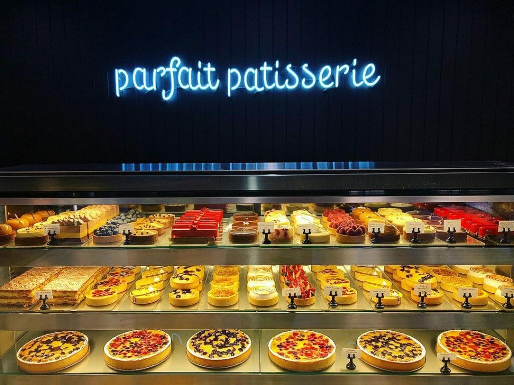 Parfait Patisseries