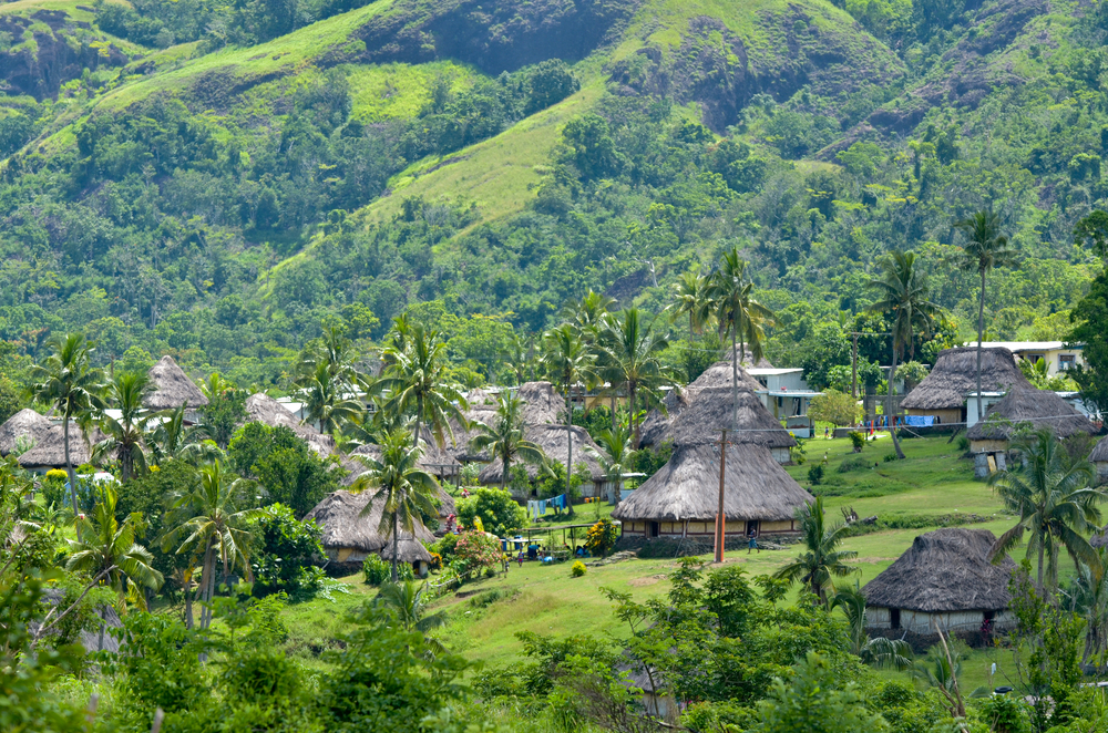Fiji villiage