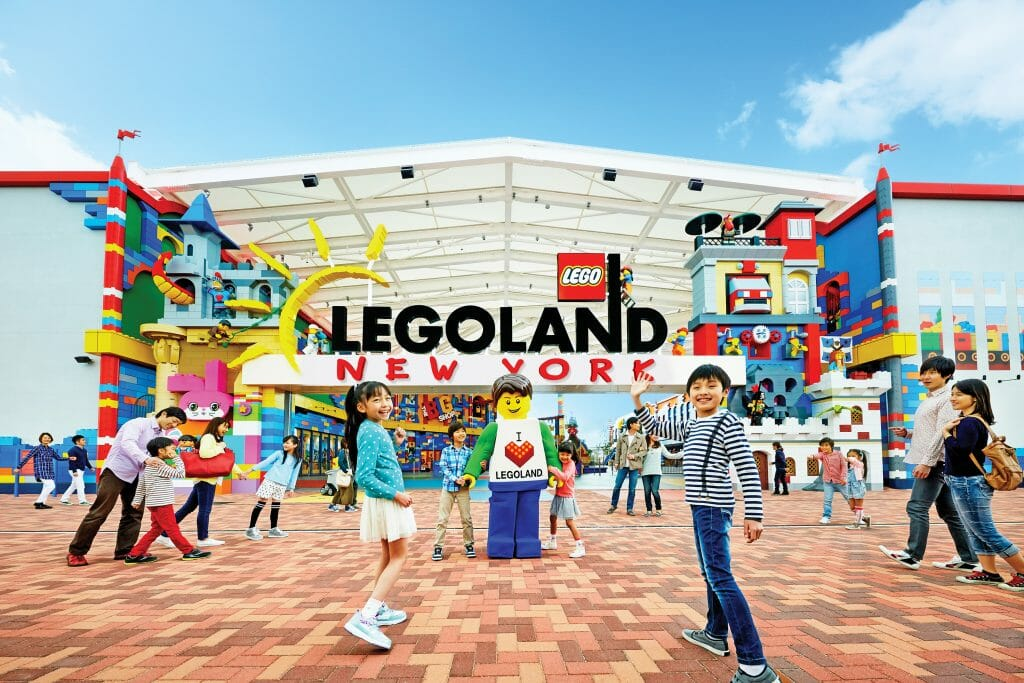 LEGOLAND New York will open in 2020