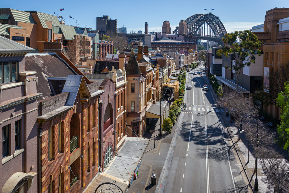 Sydney accessible