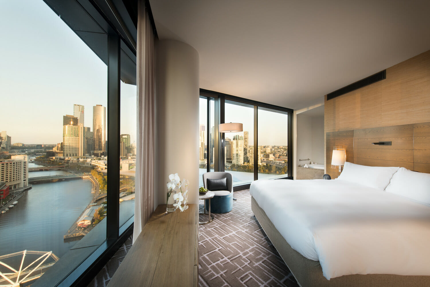 Pan Pacific Melbourne review