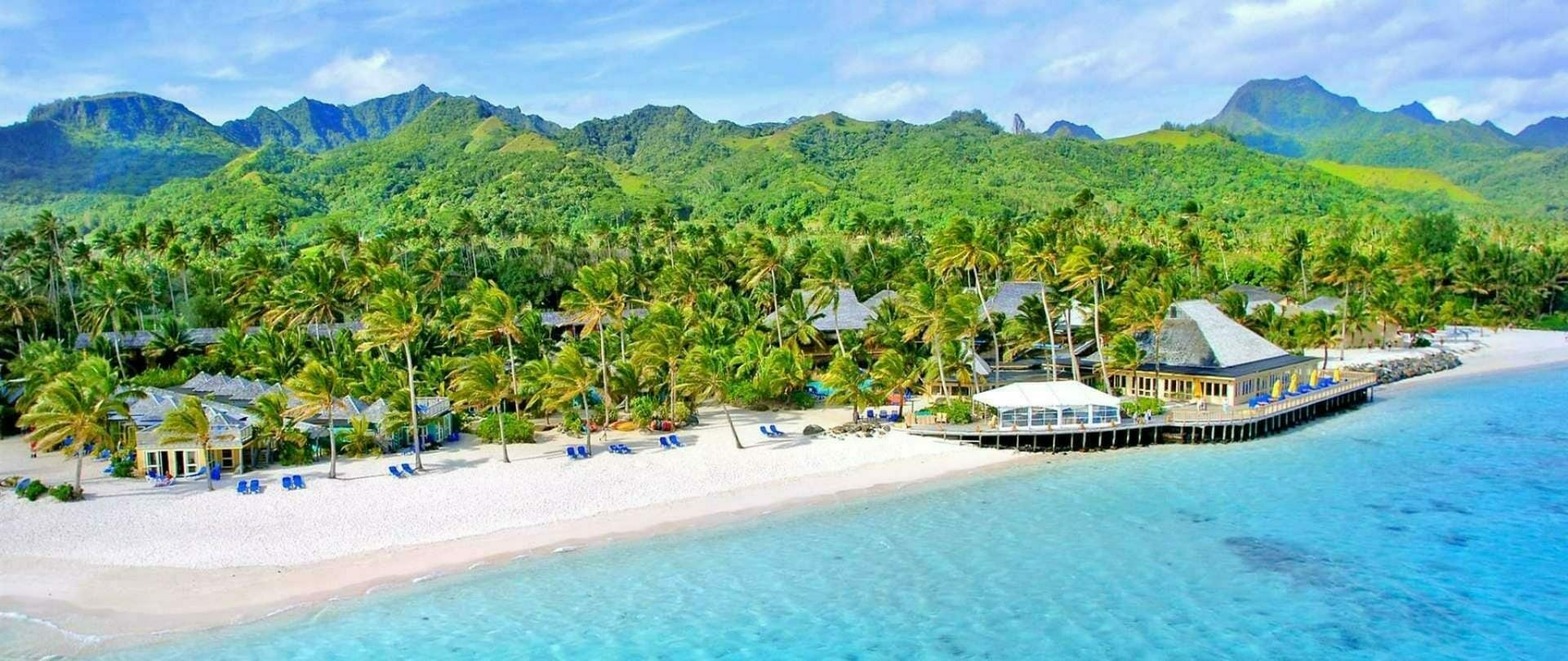 Hot Deal – Family Escape at The Rarotongan Beach Resort & Lagoonarium